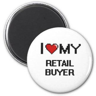 I love my Retail Buyer 2 Inch Round Magnet