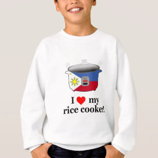 I love my rice cooker sweatshirt