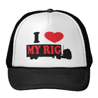I Love My Rig Cap