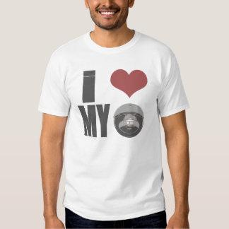 I Love My Roomba T Shirts