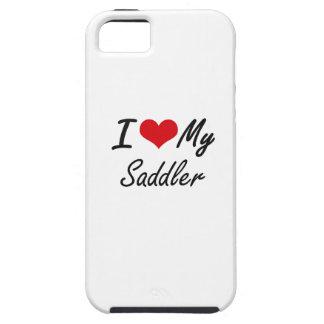 I love my Saddler iPhone 5 Case