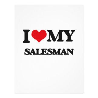 I love my Salesman Flyer
