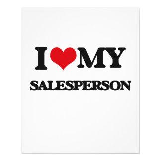 I love my Salesperson Flyer