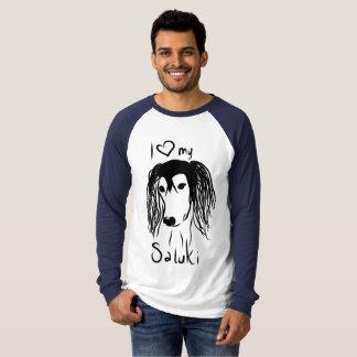 I love my saluki T-Shirt