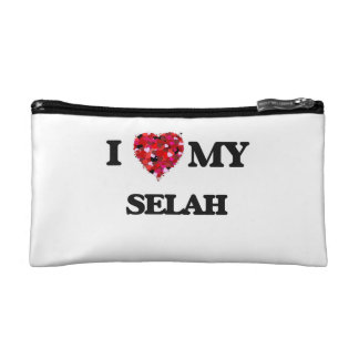 I love my Selah Makeup Bags