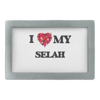 I love my Selah Rectangular Belt Buckle