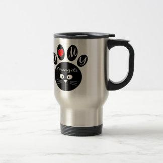 i love my Serengeti. Coffee Mugs