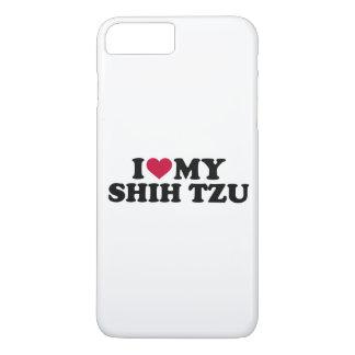 I love my Shih Tzu iPhone 7 Plus Case
