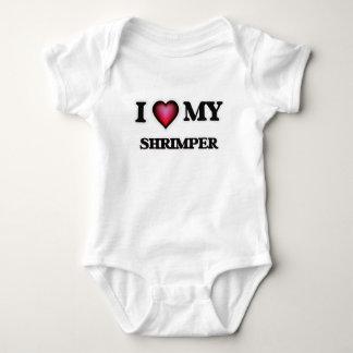 I love my Shrimper Tshirt