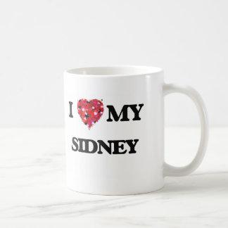 I love my Sidney Basic White Mug