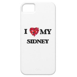 I love my Sidney iPhone 5 Cover