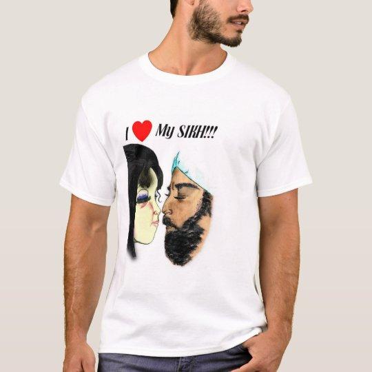 I love my Sikh T-Shirt
