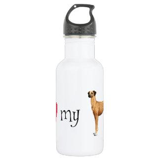 I Love my Sloughi 532 Ml Water Bottle