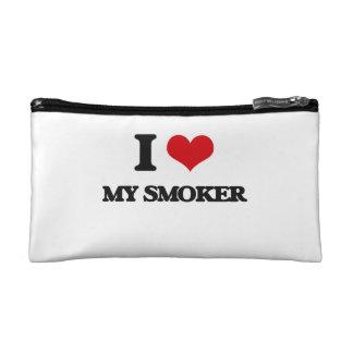 I love My Smoker Makeup Bags