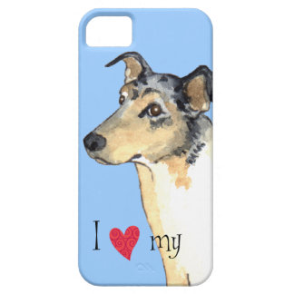 I Love my Smooth Collie iPhone 5 Covers
