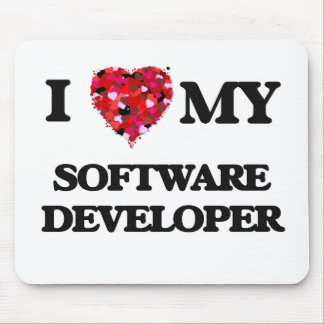 I love my Software Developer Mouse Pad