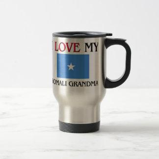 I Love My Somali Grandma Travel Mug