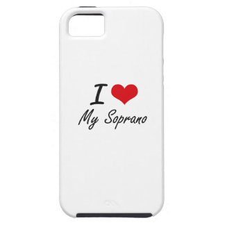 I love My Soprano Case For The iPhone 5