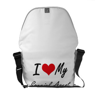 I love my Special Agent Commuter Bags
