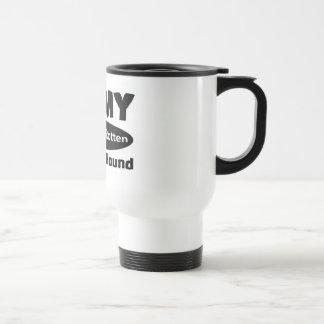 I love my spoiled rotten Afghan Hound Coffee Mug
