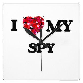 I love my Spy Clock