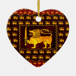 I love my Sri Lanka ornament