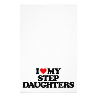 I LOVE MY STEP DAUGHTERS CUSTOM FLYER