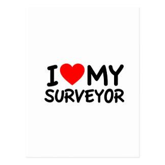I love my Surveyor Post Cards