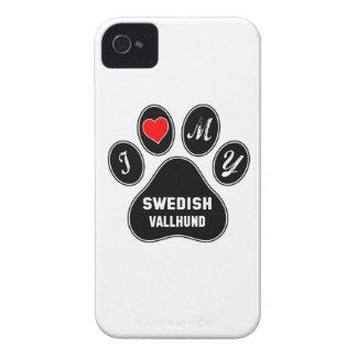 I love my Swedish Vallhund. Case-Mate iPhone 4 Cases