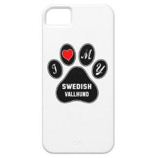 I love my Swedish Vallhund. iPhone 5 Cover