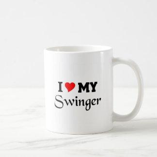 I love my Swinger Coffee Mug