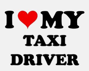 I Love Taxi Driver T-Shirts & Shirt Designs | Zazzle UK