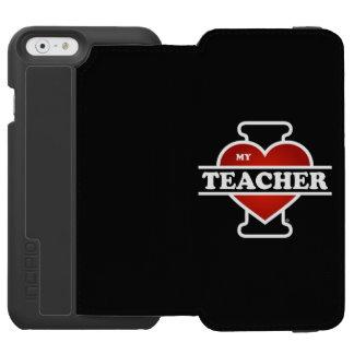 I Love My Teacher Incipio Watson™ iPhone 6 Wallet Case
