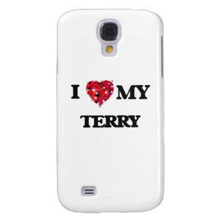 I love my Terry Galaxy S4 Case