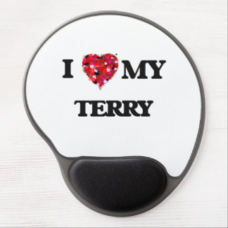 I love my Terry Gel Mouse Pad