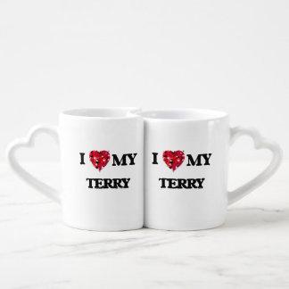 I Love MY Terry Lovers Mug