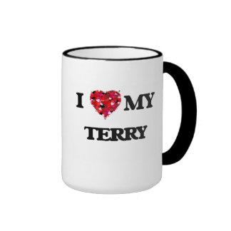 I love my Terry Ringer Mug