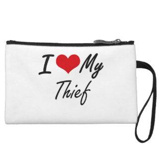 I love my Thief Wristlet Clutch