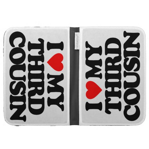 I LOVE MY THIRD COUSIN KINDLE 3 COVERS