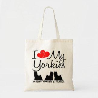 I Love My THREE Yorkies