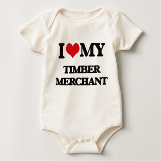I love my Timber Merchant Rompers