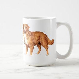 I Love my Toller Coffee Mug