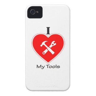 I love my tools iPhone 4 Case-Mate case