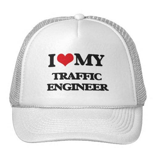 I love my Traffic Engineer Mesh Hat
