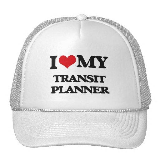 I love my Transit Planner Mesh Hat