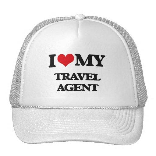 I love my Travel Agent Hats