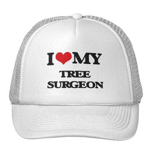 I love my Tree Surgeon Mesh Hat