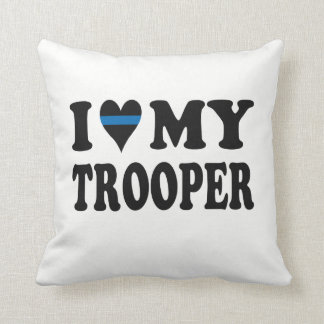 I LOVE MY TROOPER! CUSHION