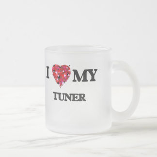 I love my Tuner Frosted Glass Mug