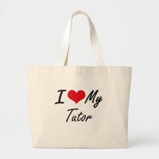 I love my Tutor Jumbo Tote Bag
